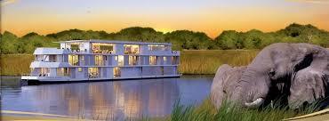 River Boat Belmond Zambezi Queen A