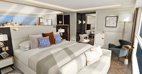 River Boat Crystal Bedroom Mock Up A