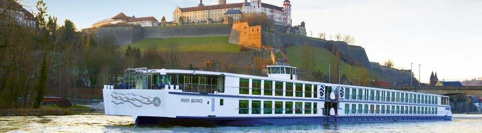 River Boat Uniworld Beatrice CNT AXXX