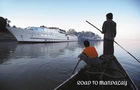 Road to Mandalay BX