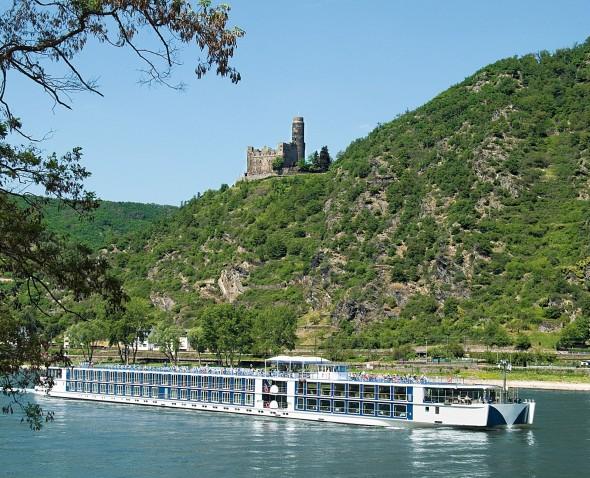 Uniworld River Boat