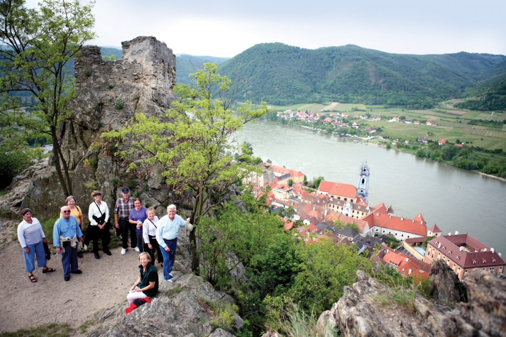 Durnstein_Hiking_Castle_a