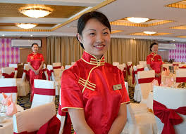 River Boat Viking River China Dining Staff
