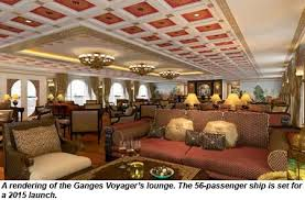 River Cruise Haimark Ganges Voyager Interior B