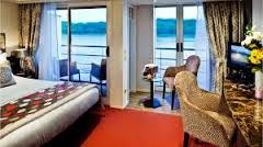 River Boat AMA Double French and Outside Balconies B