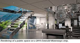 River Boats Emerald Waterways Interior TW A