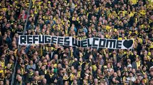 Germany Welcomes Refugees