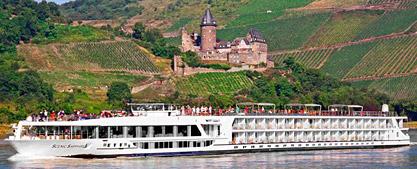 River Boat Scenic Cruises B